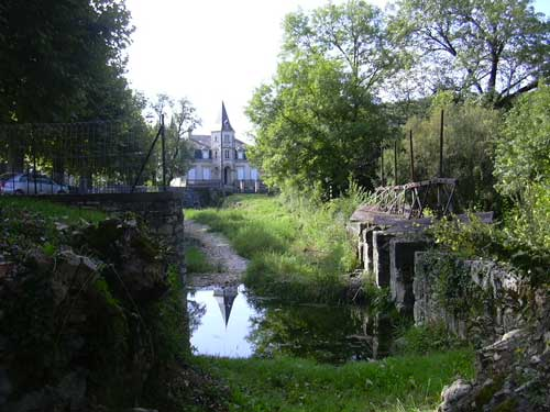 Le château - Demeure d'Henry