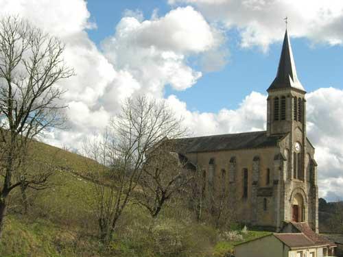Eglise de Concorès